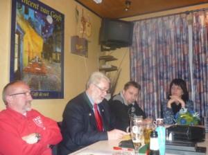 Jahreshauptversammlung 01. Febr. 2011