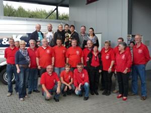Rallye quer durch das Ammerland – Teilnehmer begeistert!